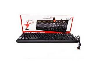 TECLADO USB GENIUS SMART KB-100 NEGRO